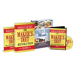 The Maker's Diet Revolution: Your Transformation Kit