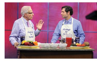 Watch Sid Roth interview Jordan Rubin on It's Supernatural!