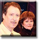Neill and Cindy Russell, 4/7-13/08 (DVD of It's Supernatural! interview, code: DVD456)