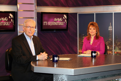 Sid Roth with Janie DuVall