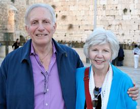 Israel - Sid and Joy