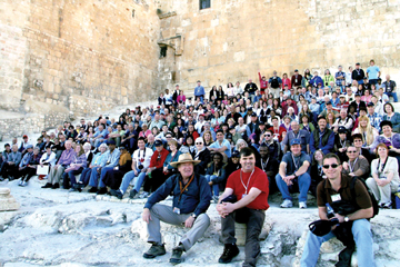 Israel Tour Group