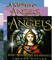 Song of Angels Volumes 1, 2 & 3 (3-CDs and 2-DVDs) by Freddy Hayler; Code: 9334
