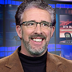 Perry Stone, 6/20-26/16 (DVD of It's Supernatural! interview), Code: DVD861