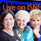 Clarice Fluitt, Joan Giesen & Joan Hunter LIVE on ISN! (DVD of Live Show); Code: Live721