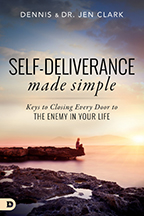 Self-Deliverance Made Simple & Prayers of Deliverance (Book, Interactive Manual & CD) by Dennis  & Dr. Jen Clark; Code: 9415