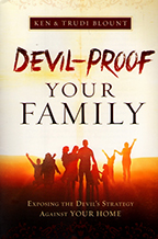 Devil-Proof Your Family (Book & Two 2-CD Sets) by Ken & Trudi Blount: Code: 9404
