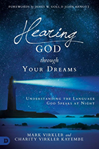 Hearing God Through Your Dreams (Book & 4-CD Set) by Mark Virkler & Charity Kayembe; Code: 9446