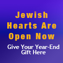 Jewish Hearts Are Open