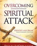 Overcoming Spiritual Attack (Book & 4-CD Set) by Ryan LeStrange; Code: 9438