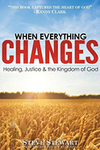 When Everything Changes & Moving in the Rhythm of the Kingdom (Book & 4-CD Set) by Steve Stewart; Code: 9455