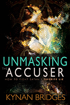 Unmasking the Accuser (Book & 3-CD Set) by Kynan Bridges; Code: 9460