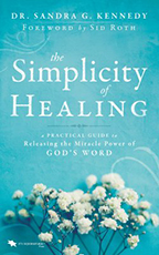The Simplicity of Healing (Book & 3-CD Set) by Sandra Kennedy; Code: 9464