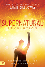 Supernatural Revolution (Book & 4-CD Set) by Jamie Galloway; Code: 9466