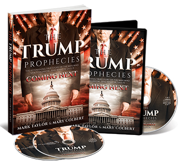 The Trump Prophecies (Book & 3-CD Set) by Mark Taylor & Mary Colbert