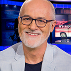 James Goll 6/25/18 – 7/1/18 (DVD of It's Supernatural! interview), Code: DVD959