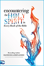 Encountering the Holy Spirit (Book & 3-CD Set) by David Hernandez; Code: 9543