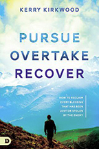 Pursue, Overtake, Recover (Book) & The Rights of the Redeemed (4-CD Set) by Kerry Kirkwood; Code: 9555