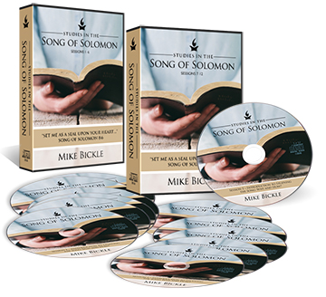 Studies in the Song of Solomon & God's Answer to the Growing Crisis (12-CD  Set & Book) by Mike Bickle