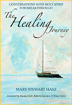 The Healing Journey & Conversations with Holy Spirit (Book, 3-CD Set & Healing Keys) by Mary Hasz; Code: 9561