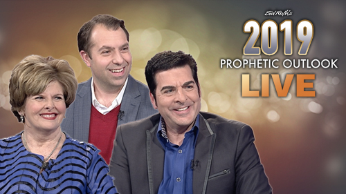 Prophetic Outlook 2019 LIVE Replay - Sid Roth – It's
