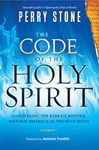 Code of the Holy Spirit & Secrets of the Supernatural (Book & 4-CD Set) by Perry Stone; Code: 9584