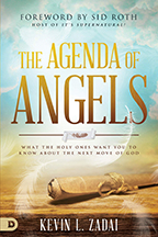 The Agenda of Angels (Book, 2-CD Set & Music CD) by Kevin Zadai; Code: 9588