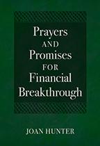 God's Plans to Prosper Package (Book, 3-CD Set & CD) by Joan Hunter; Code: 9595