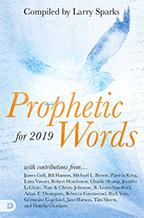 2019 Prophetic Outlook (3-CD Set & Book) by Larry Sparks, Cindy Jacobs, Hank Kunneman; Code: 9597