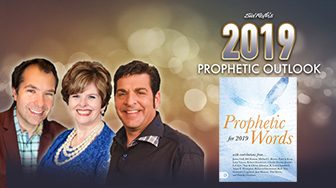 2019 Prophetic Outlook (3-CD Set & Book) by Larry Sparks, Cindy Jacobs,  Hank Kunneman
