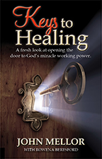 Outback Keys to Healing (Book & 3-CD Series) by John Mellor; Code: 9592