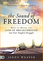 The Sound of Freedom & The Sound of Breakthrough (Book & 3-CD Set) by Jenny Weaver; Code: 9591