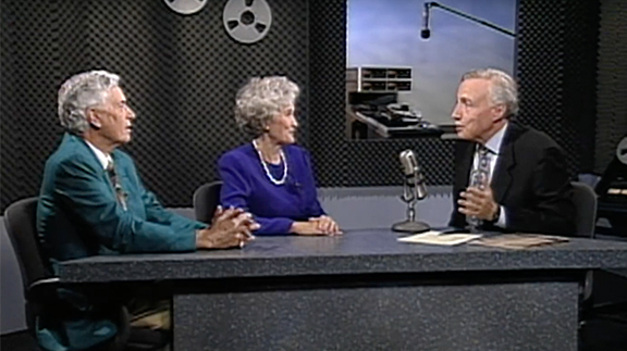 Bill and Jo Lawson
