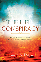 Glimpses of Heaven and Hell (Book & 3-CD Set) by Laurie Ditto; Code: 9603