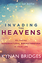 Invading the Heavens & Breaking the Power of Delay (Book & 3-CD Set) by Kynan Bridges; Code: 9607