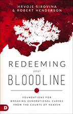 Redeeming Your Bloodline (Book & 4-CD Series) by Hrvoje Sirovina, Robert Henderson; Code: 9651