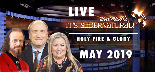 LIVE Show Replays - Sid Roth – It's Supernatural! | sidroth org
