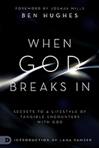 When God Breaks In (Book, 2-CD Set & Music CD) by Ben Hughes; Code: 9631