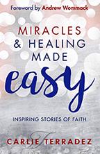 Receiving Your Healing (Book & 3-CD Set) by Carlie Terradez; Code: 9660