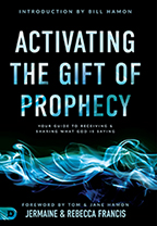 Prophecy in Your Daily Life (Book & 3-CD Set) by Jermaine & Rebecca Francis; Code: 9663