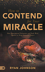Contending for Miracles & Breakthrough (Book & 3-CD Set) by Ryan Johnson; Code: 9671