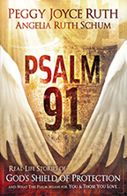 Psalm 91 Protection (Book & Prayer Card) by Peggy Joyce Ruth; Code: 9688