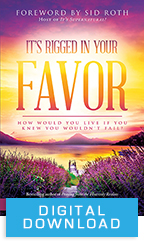 It's Rigged in Your Favor (Digital Download) by Kevin Zadai; Code: 9672D