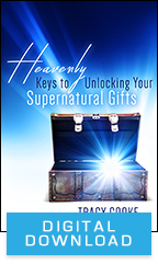 Unlocking Your Spiritual Gifts (Digital Download only) by Tracy Cooke; Code: 3441D