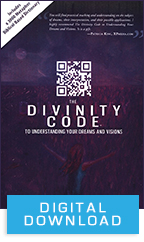 Divinity Code & Awakening the Prophetic Through Dreams and Visions (Digital Download Book & Audio) by Adrian Beale & Adam Thompson; Code: 9325D