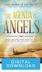 The Agenda of Angels (Digital Download) by Kevin Zadai; Code: 9588D