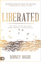 Liberated and Beyond (Book & 3-CD Set) by Rodney Hogue; Code: 9680