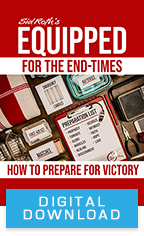 Equipped for the End-Times (Digital Download) from Sid Roth; Code: 3595D