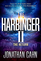 The Harbinger 2 & The Harbinger 2 Uncensored (Book & 8-DVD Series) by Jonathan Cahn; Code: 9709