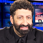 Jonathan Cahn 8/24-30/20 (DVD of It's Supernatural! interview), Code: DVD1064